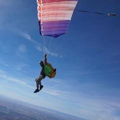 Icarus World om7 парашют