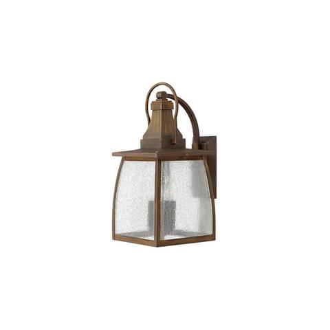 Настенный фонарь Hinkely Lighting, Арт. HK/MONTAUK L