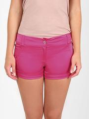 2229 шорты женские, розовые