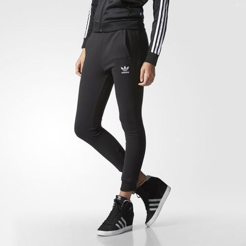 Брюки женские adidas ORIGINALS Slim Cuffed