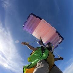 парашют для вингсьюта икарус