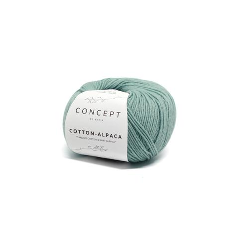 Katia Concept Cotton Alpaca - 97