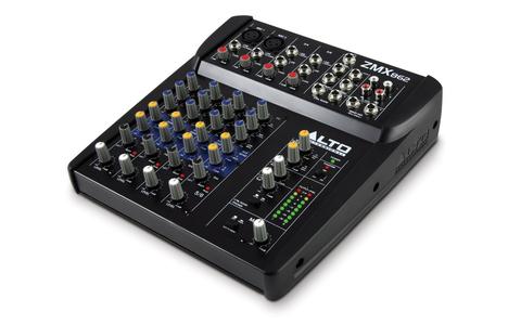 Аналоговые Alto ZMX862