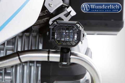 Защита доп.света Microflooter (решетка) BMW черный