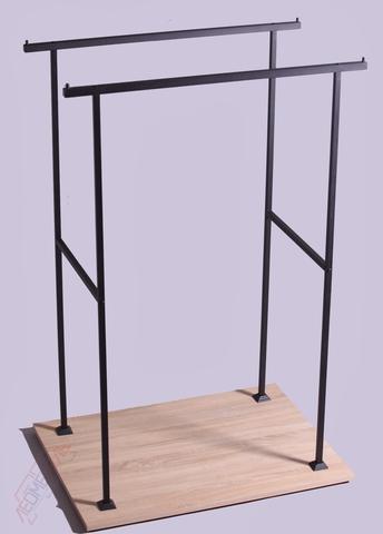 Бэст-1507 Стойка вешалка (вешало) напольная для одежды