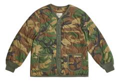 Подкладка для куртки Alpha Industries M-65 Defender (Зеленая)