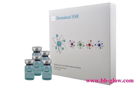 Мезококтейль Dermaheal HSR с гиалуроновой кислотой 1 упаковка 10 ампул по 5 мл.