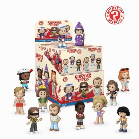 Фигурка Funko Mystery Minis: Stranger Things S3 40963