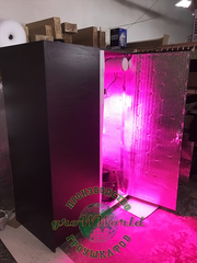 Гроубокс В180хД120хШ70 ГроуБокс 600W LED SILENT