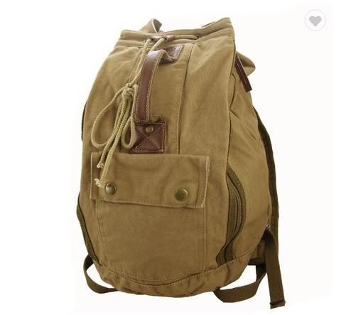 Винтажный рюкзак из ткани Virginland 940