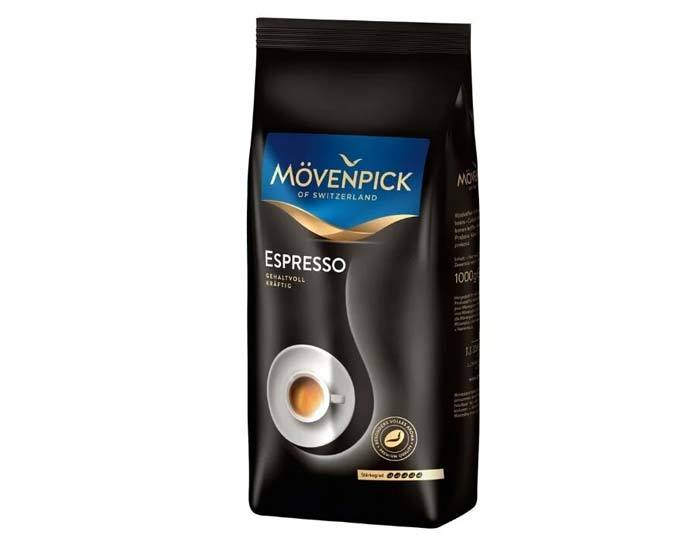 Кофе в зернах Movenpick Espresso, 1 кг