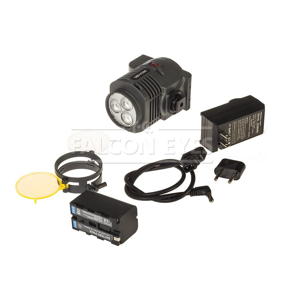 Falcon Eyes LED-V300