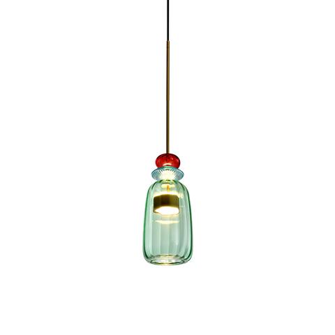 Подвесной светильник копия Flauti 4 by Giopato & Coombes