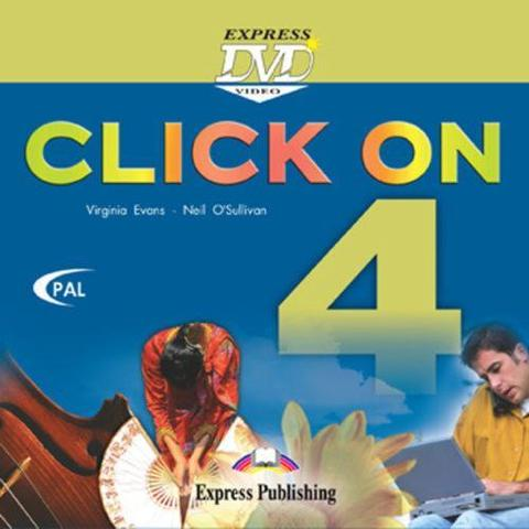 CLICK ON 4 DVD PAL