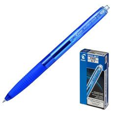 Ручка шариковая автоматическая Pilot Super Grip BPGG-8R-F-L синяя (толщина линии 0.22 мм)