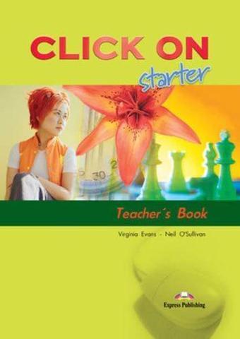 Click On starter. Teacher's Book. (interleaved). Beginner. Книга для учителя