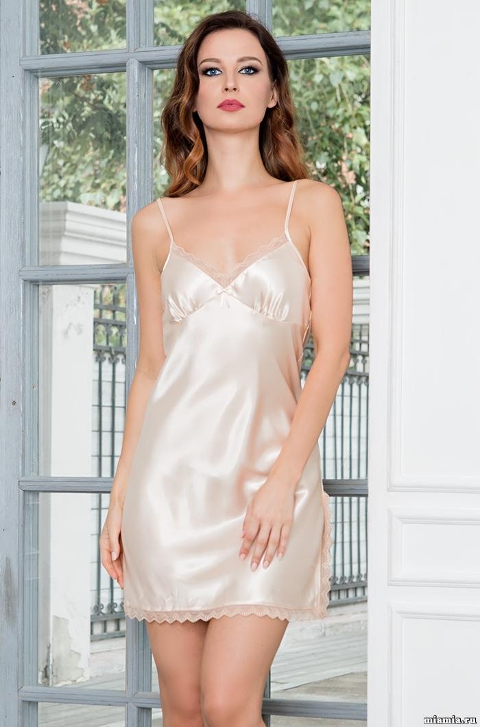 Сорочки ночные женские Сорочка женская Mia-Amore  VERSACHI GOLD 9934 9934.jpg
