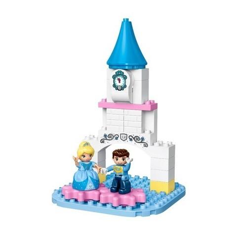 LEGO Duplo: Волшебный замок Золушки 10855 — Cinderella´s Magical Castle — Лего Дупло