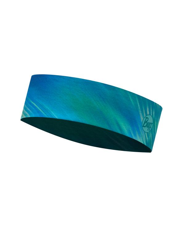 Повязки Узкая спортивная повязка Buff Shining Turquoise 117085.789.10.00.jpg