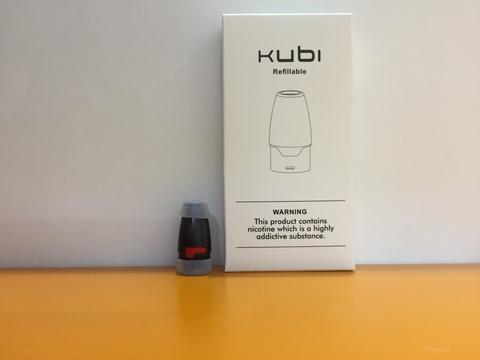 Картридж для Kubi by Hotcig 1.7ml