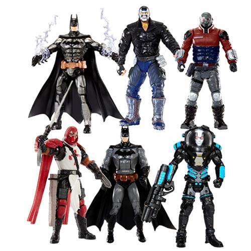 DC Comics Multiverse 4