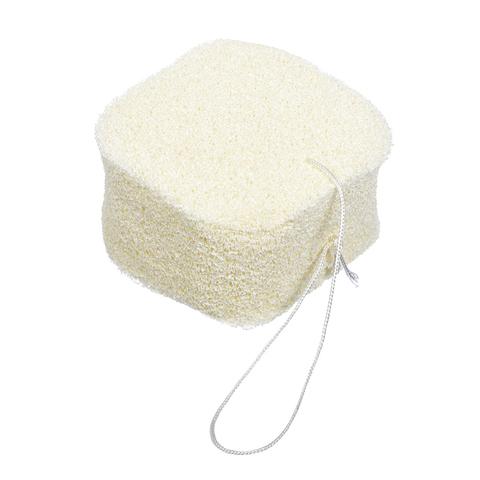 Губка «Тофу», с экстрактом тофу, 85х85х35 мм