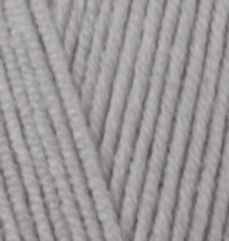 Пряжа Lanacoton Alize 420 серое облако, фото