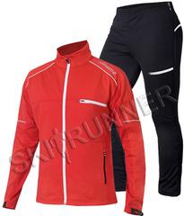 Элитный лыжный костюм Noname Flow in Motion 15-18 UX Red