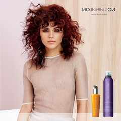 Крем для локонов curl definer NO INHIBITION