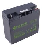 Аккумулятор для ИБП B.B.Bаttery BC17-12 (12V 17Ah / 12В 17Ач) - фотография