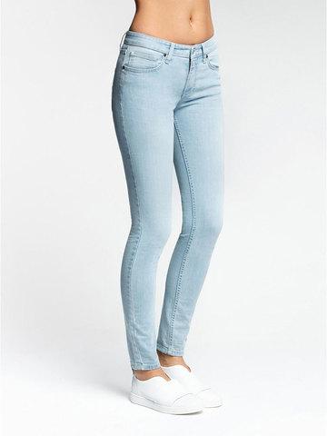 Женские джинсовые брюки Skinny 756/3465 Conte Elegant