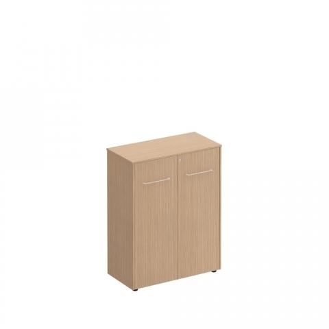 Шкаф для документов средний закрытый (94x46x120)