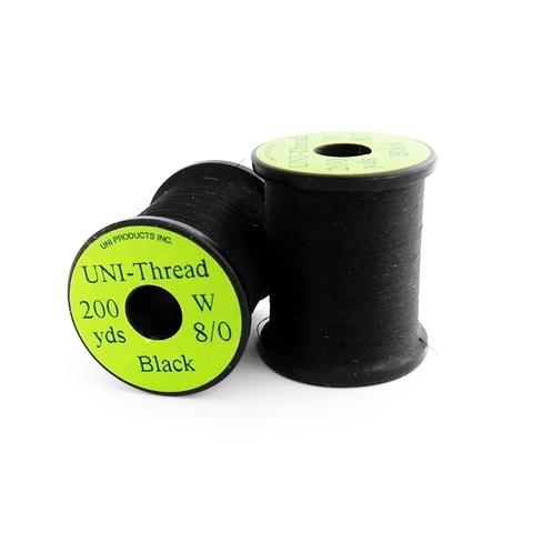 UNI Монтажная нить Uni-Thread 8/0 waxed 200y
