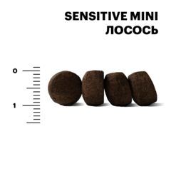 Karmy Sensitive Mini Лосось, 15 кг.