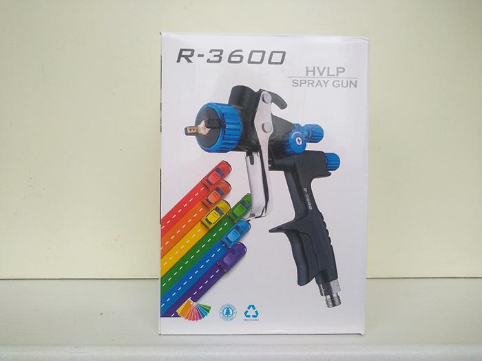 Краскопульт RETT-3600 с дюзой 1.3