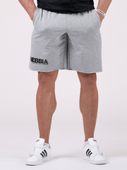 Шорты NEBBIA Legday Hero shorts 179 LIGHT GREY
