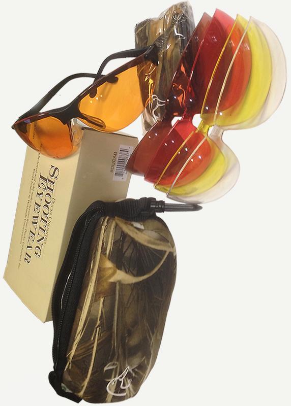 Очки стрелковые Pyramex - Ducab-Kit