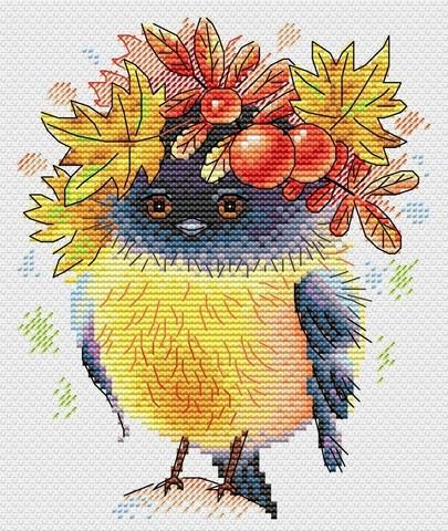 Осенняя пташка