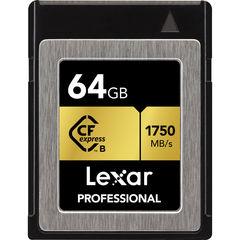 Карта памяти Lexar Cfexpress B 64GB 1705/1000 MB/s
