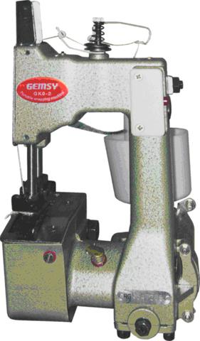 Мешкозашивочная машина Gemsy GEM 9-2 | Soliy.com.ua