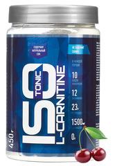 Спортивный изотоник RLINE ISOtonic L-Carnitine Вишня 450 гр
