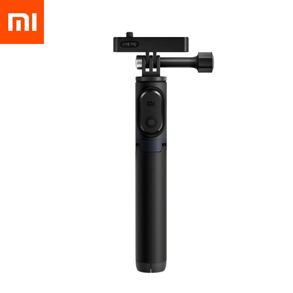 Монопод с пультом Xiaomi Selfie Stick bluetooth Tripod для камеры Xiaomi MiJia 4K Action Camera