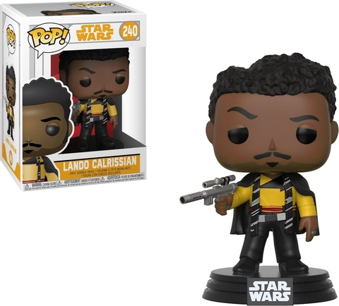 Фигурка Funko POP! Bobble: Star Wars: Solo: Lando Calrissian