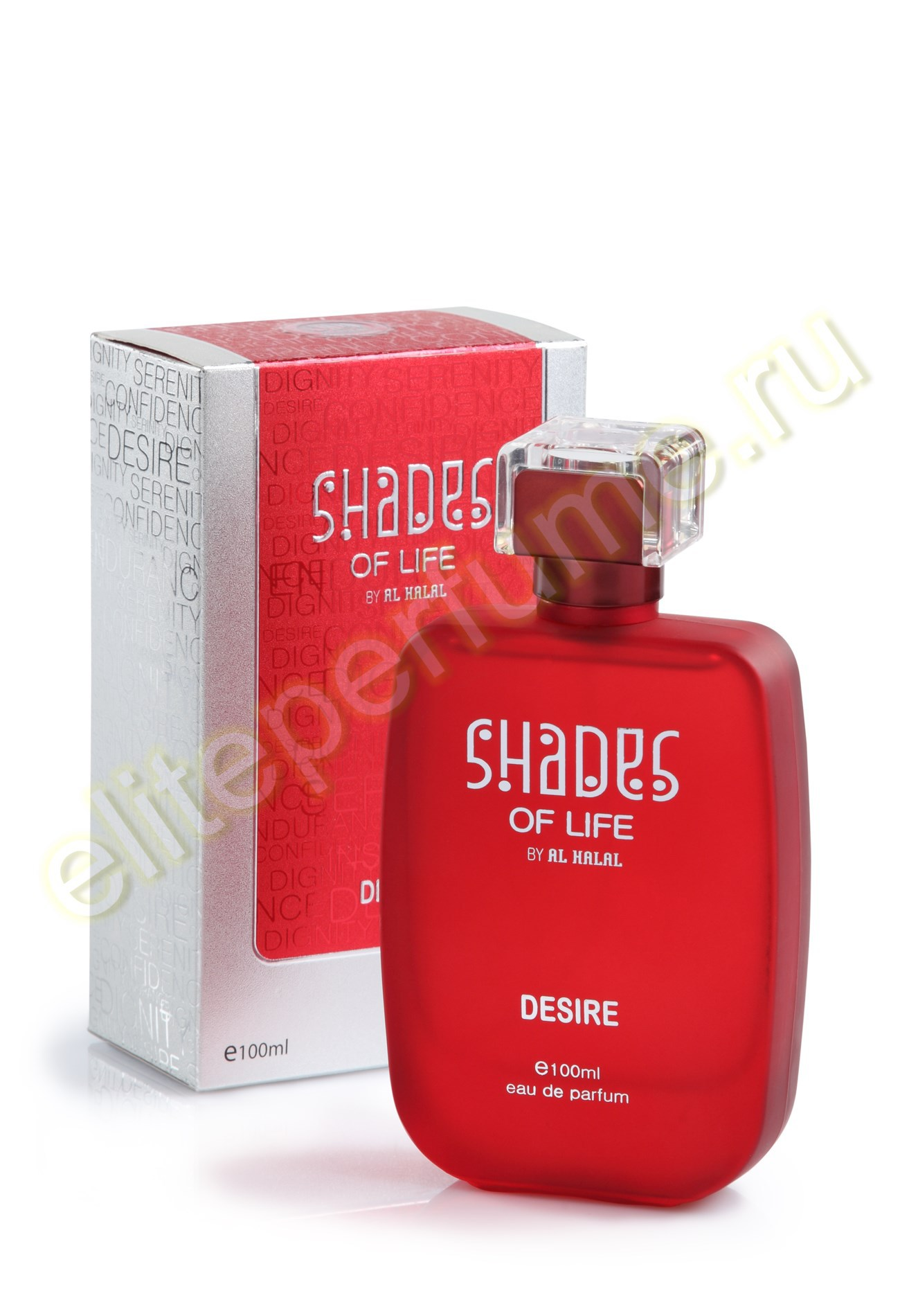 "Shades of life ""Desire""  Оттенки жизни ""Желание"" 100 мл спрей от Аль Харамайн Al Haramain Perfumes"