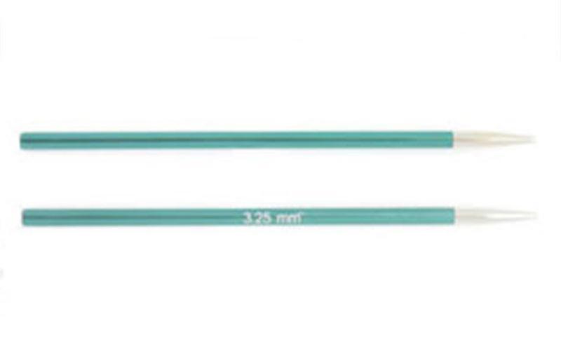 Спицы KnitPro Zing съемные 3,25 мм 47512