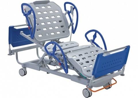 Кровать больничная 11-CP219 - фото