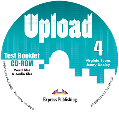 UPLOAD 4 test booklet cd-rom