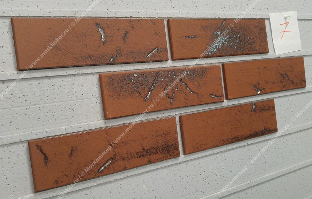 ABC - Austria, Kitzbuhel, 240х71х8, NF - Клинкерная плитка для фасада и внутренней отделки
