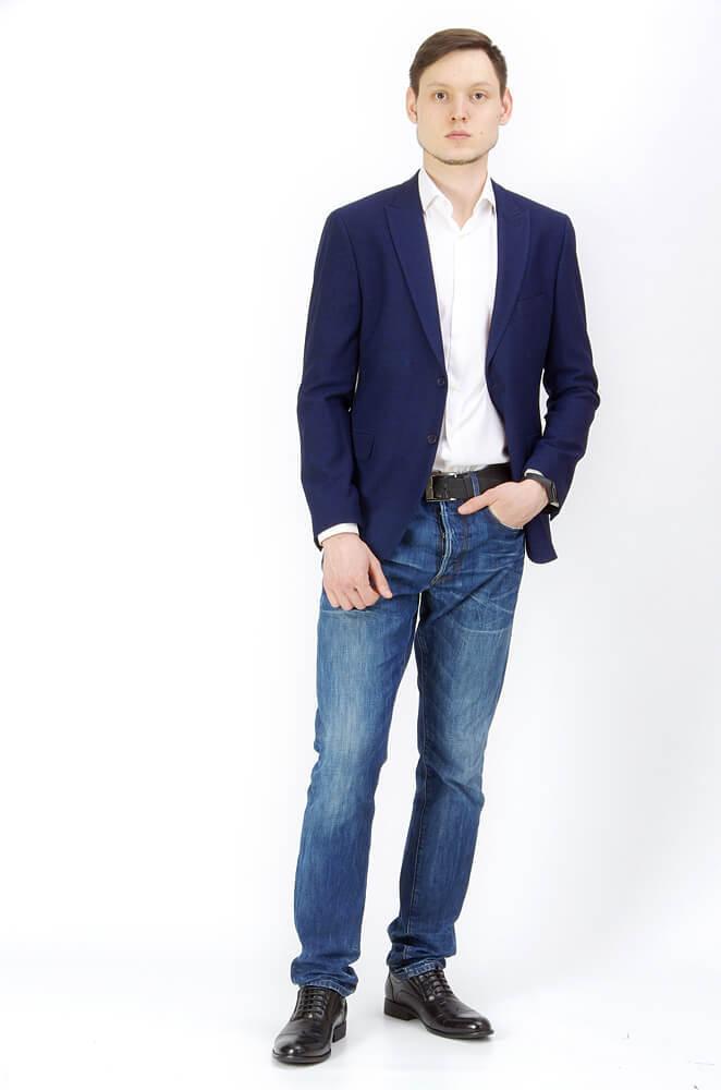 Пиджаки Slim fit PAUL MANTOVA / Пиджак slim fit IMGP9483.jpg