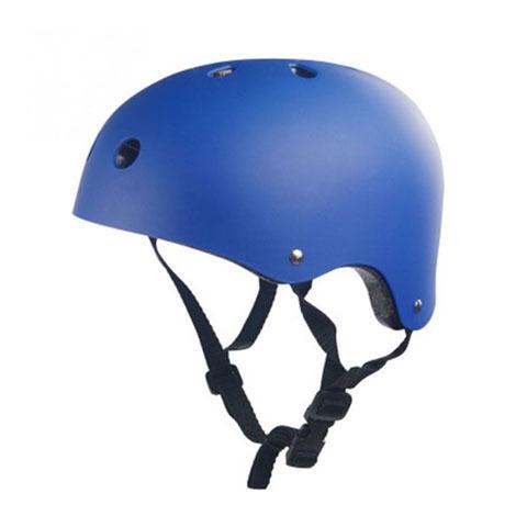 шлем, защита, синий